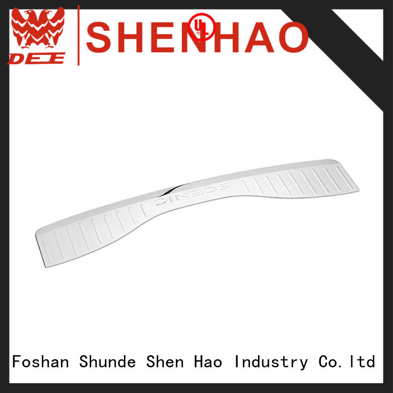 ShenHao design car rear bumper guard for business for Toyota