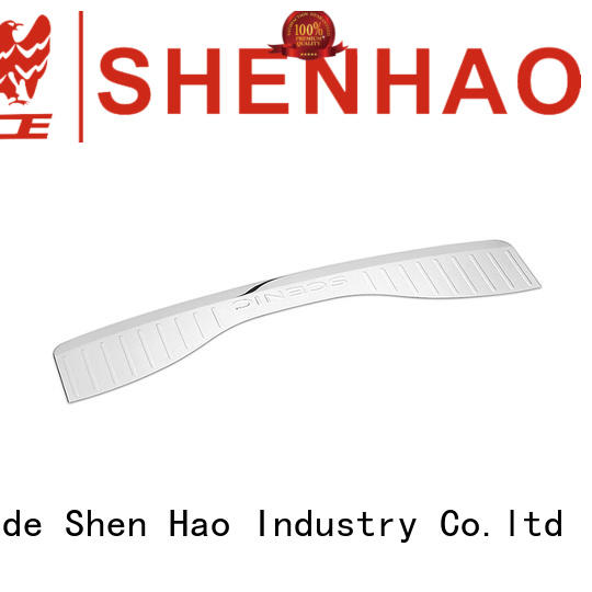 ShenHao quality car rear bumper guard for Toyota