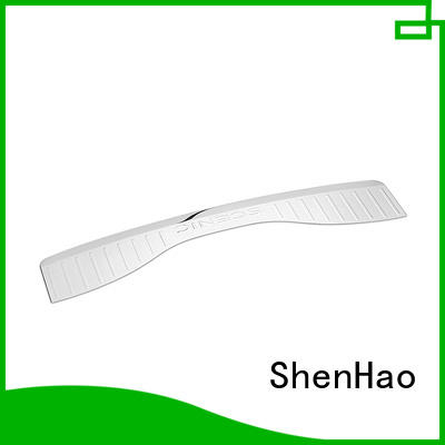 ShenHao elegant bumper guard rear bumper protector Supply for Toyota