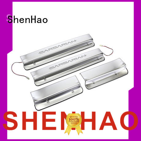 ShenHao practical door sill scuff plate car for Buick