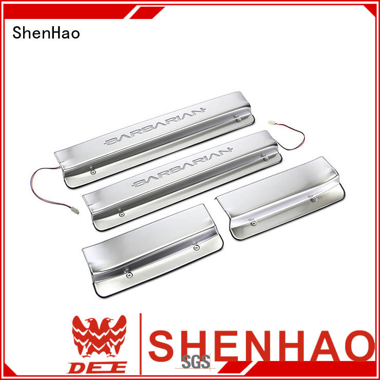 ShenHao quality door sill for Mitsubishi for SUV