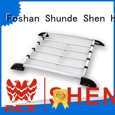 ShenHao design car roof rack cross bars for SUV