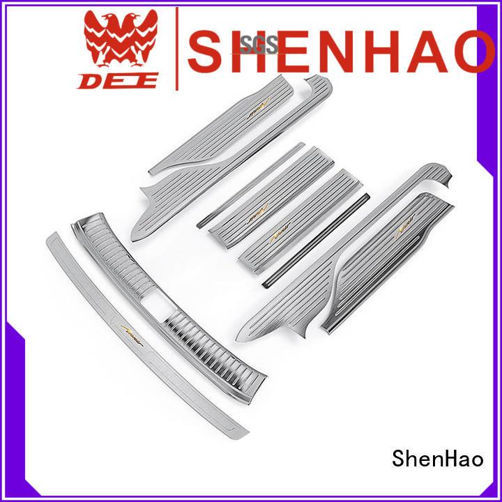 ShenHao custom door sill plates factory For Renault