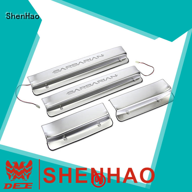 ShenHao special sill plate car products for van