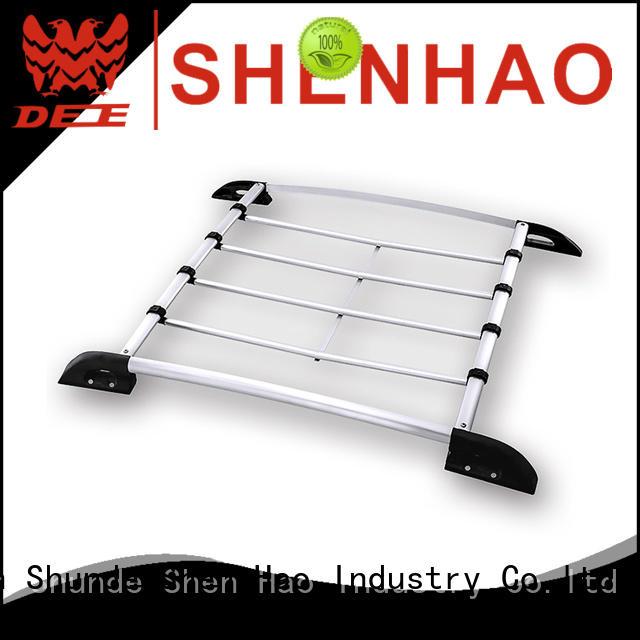 ShenHao quality custom roof rack for sale for car