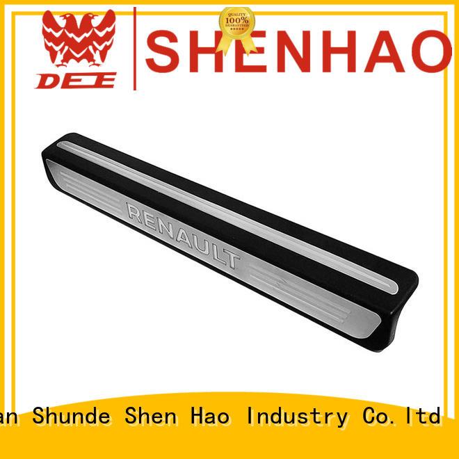 ShenHao entry door sill scuff plate for Mitsubishi