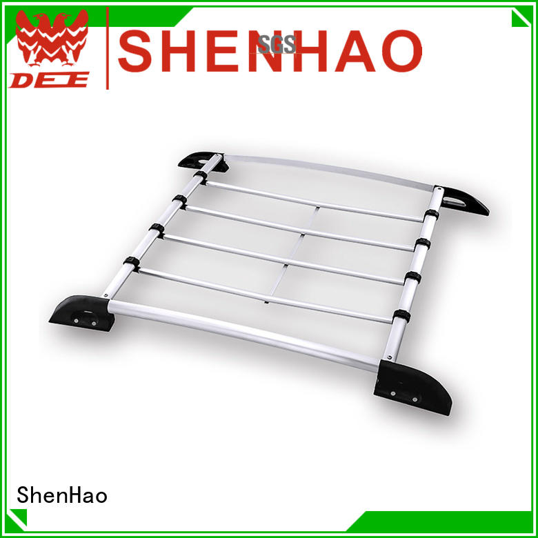 Aluminum roof bars roof supply for van