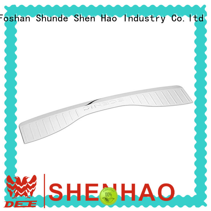 quality rear bumper guards for Renault for bus ShenHao