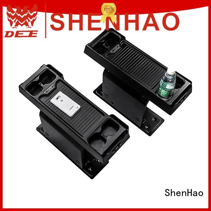 ShenHao light console organizer kit for van