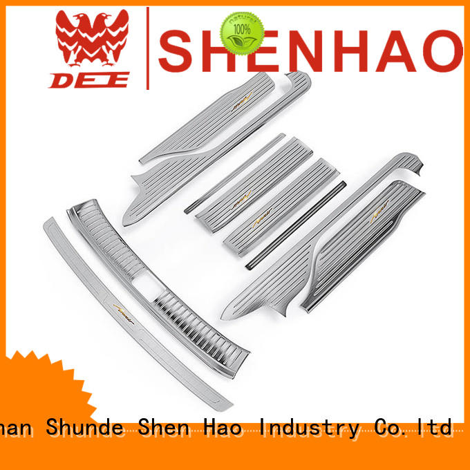ShenHao customized sill plate car for Mitsubishi for truck