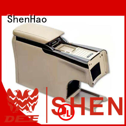 ShenHao storage  armrest box car console storage factory for car